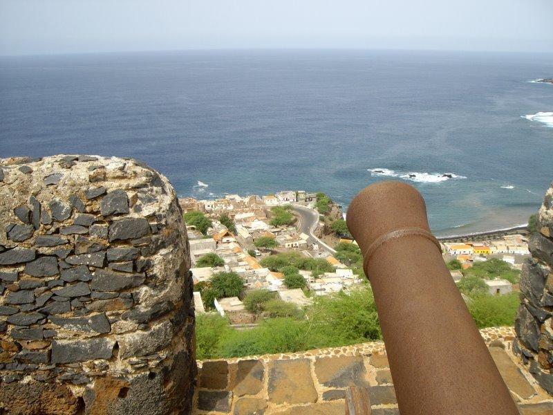 Fort Cidade Velha Praia Santiago