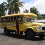 Samoa gaat links rijden
