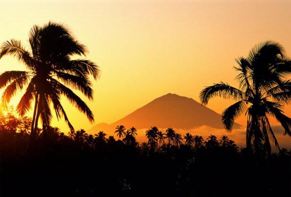 Aardbeving Bali