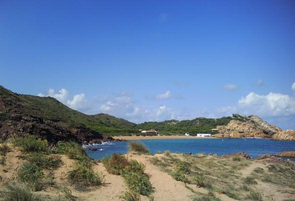 Cala-Pregonda-Menorca
