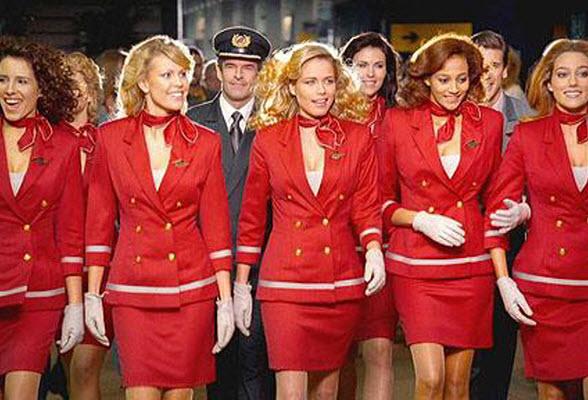 virgin-stewardessen