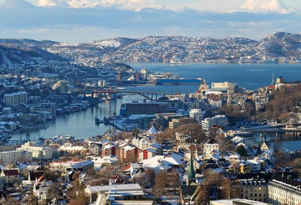 Noorwegen is het beste land om in te leven, aldus het UNDP.