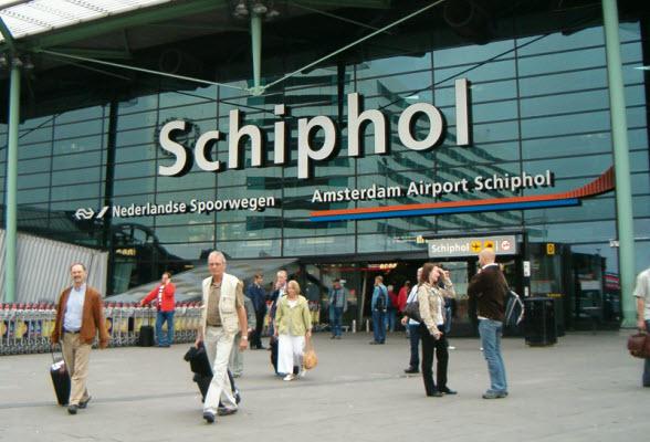 Schiphol-plaza