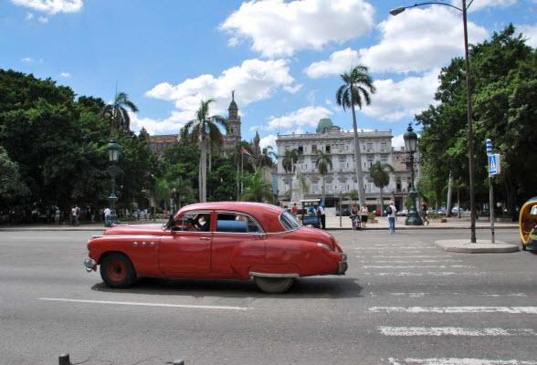 Havana (of Habaneros), de hoofdstad van Cuba