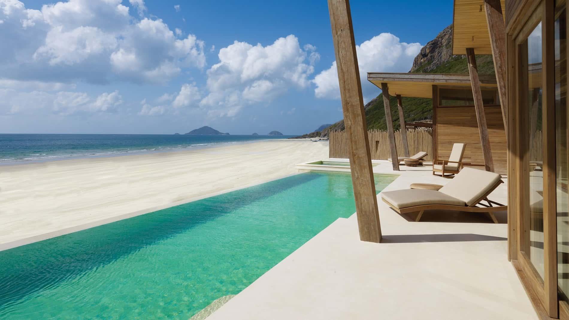 luxe hotels Vietnam