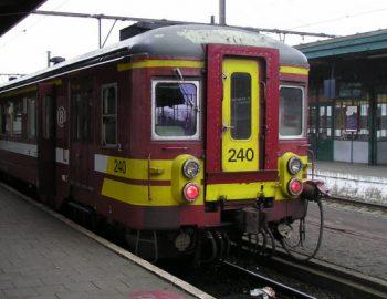 Geen internet in Belgische treinen