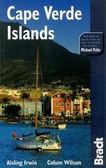 De reisgids die ik mee had: de enige Engelstalige gids voor Kaapverdië