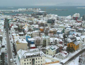 Recordaantal toeristen naar IJsland