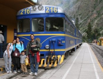 'Machu Picchu tot april dicht'