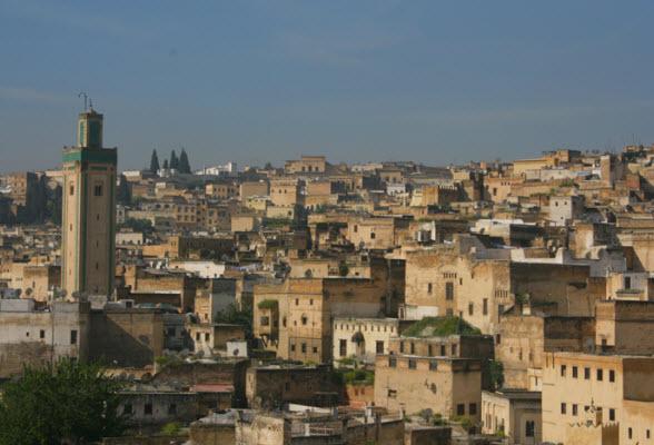 Afgelopen weekend was ik voor het eerst in mijn leven in marokko het