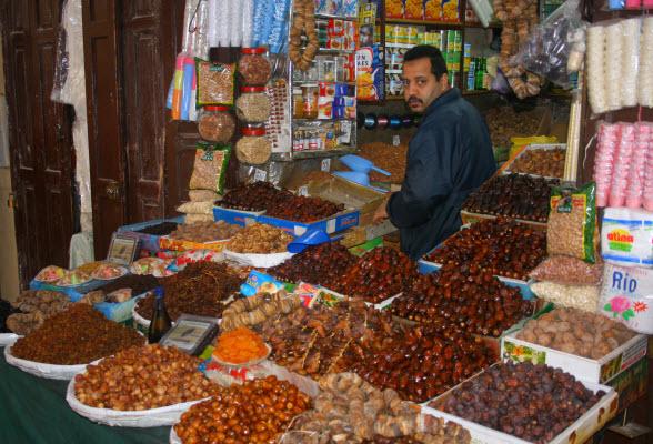 Dadels Fez Marokko