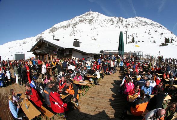 Top 10 Après ski kroegen