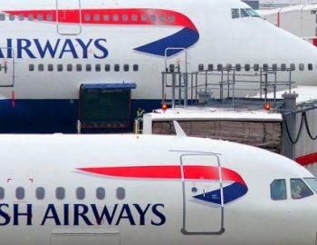 British Airways scoort erg slecht