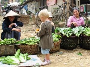 Met kinderen op vakanties naar Vietnam