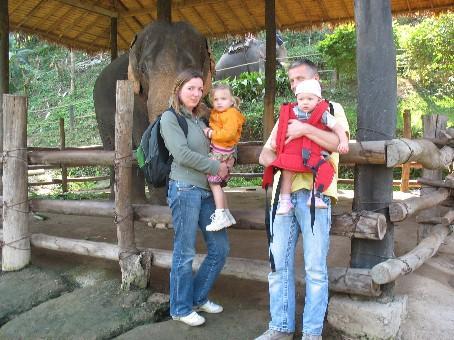 verre reizen met kinderen