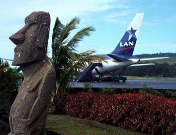 Paaseilanders zijn toeristen beu