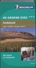 Reisgids Andalusië: Sevilla, Cordoba, Granada, Almeria | Michelin groene gids