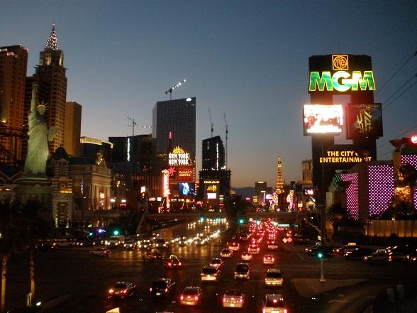 de strip, Las Vegas