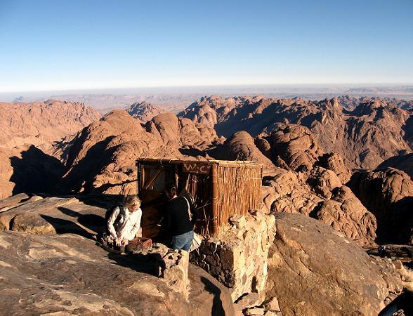 sinai-woestijn