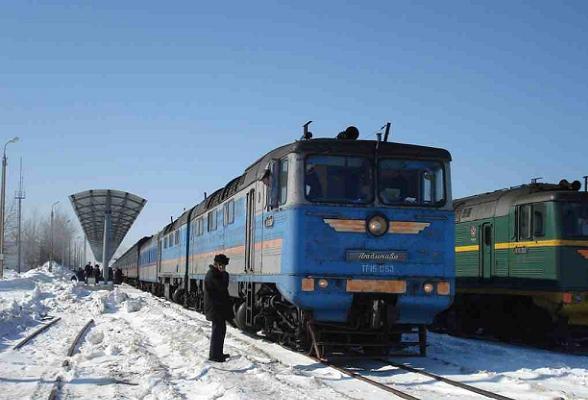 Naar Nogliki, een unieke treinreis naar het noorden van Sachalin