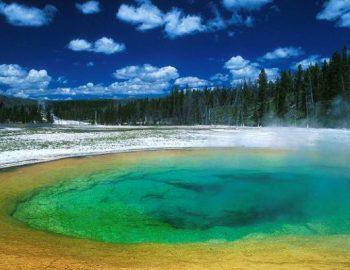 Yellowstone, slapende reus