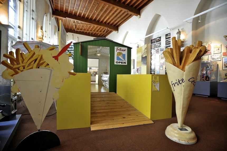 frietmuseum Brugge