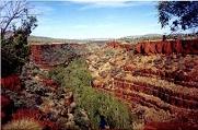 Dale's Gorge Karijini National Park, Pilbara Region