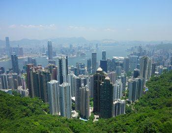 Hong Kong: East meets West