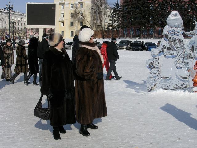 ijsscultpuren in chabarovsk