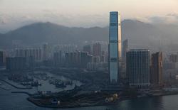 Het Ritz-Carlton heeft eind maart het hoogste hotel ter wereld geopend