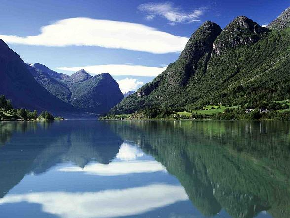 Noorwegen is een van de mooiste land op aarde!