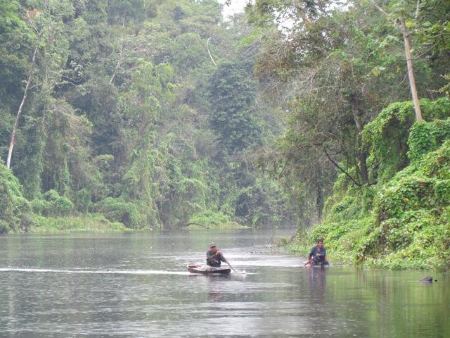 Na het overleven van een solo kano-expeditie over de Amazonerivier besloot avonturier Arjen Damen werk te maken van zijn passie.