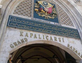 De 'Grand Bazaar' Istanbul