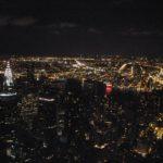 Uitzicht vanaf het Empire State Building