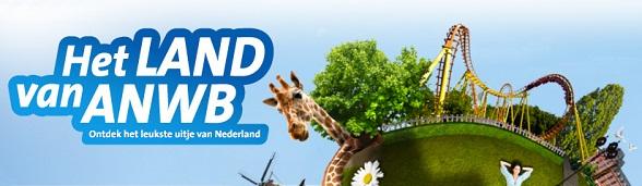 Het Land van ANWB is nu officieel open. Je vindt er nu al duizenden uitjes die zijn toegevoegd door Nederland en samengebracht door Nederland en elke dag komen er nieuwe bij. Zo blijft het Land van ANWB de plek waar je altijd het perfecte dagje uitje of weekendje weg vindt, het hele jaar door. Neem een kijkje in het Land van ANWB en ontdek welke uitjes er allemaal te vinden zijn.