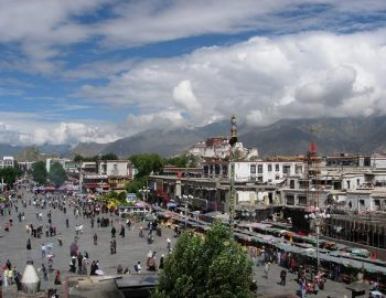 Grenzen Tibet opnieuw gesloten