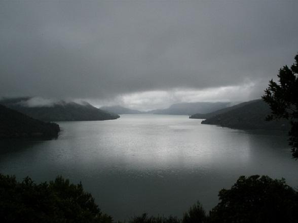 Nieuw-Zeeland, het land van de lange witte wolk