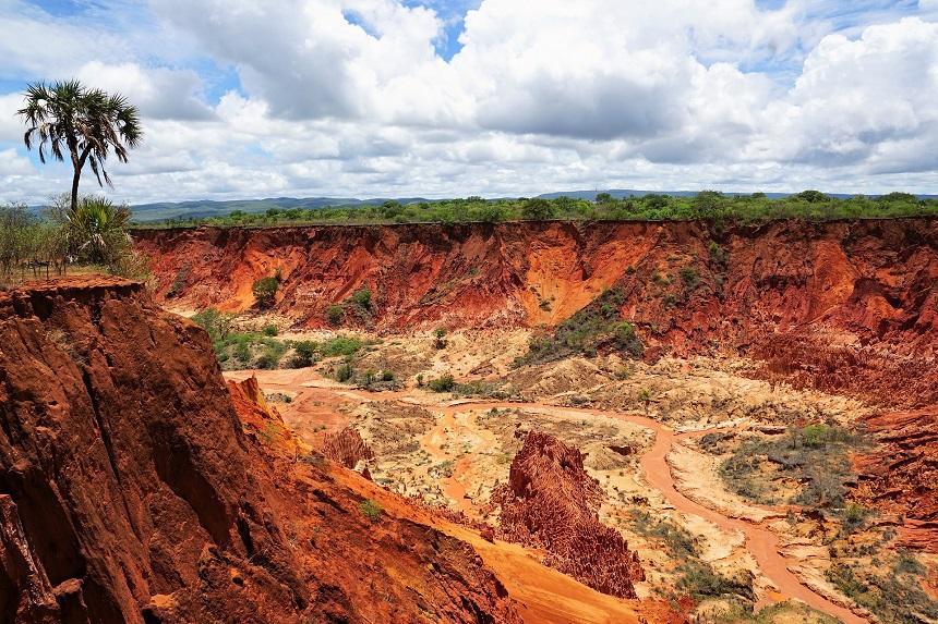 Madagascar, het Rode Eiland