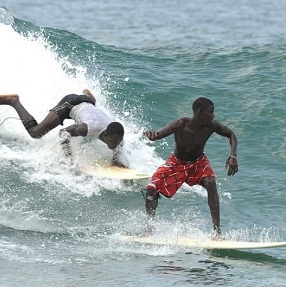 I am proposing to create a yearlong surf organization for the youth in and around Robertsport beach. The organization would provide local Liberian youth with the resources they need to master the art of surfing.