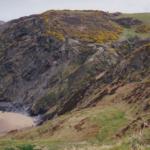 Kustpaden in Wales