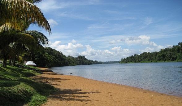 Het Amazone gebied waartoe Suriname behoort is één van de finalisten die in de race zijn voor nominatie tot één van de zeven Nieuwe Wereldwonderen