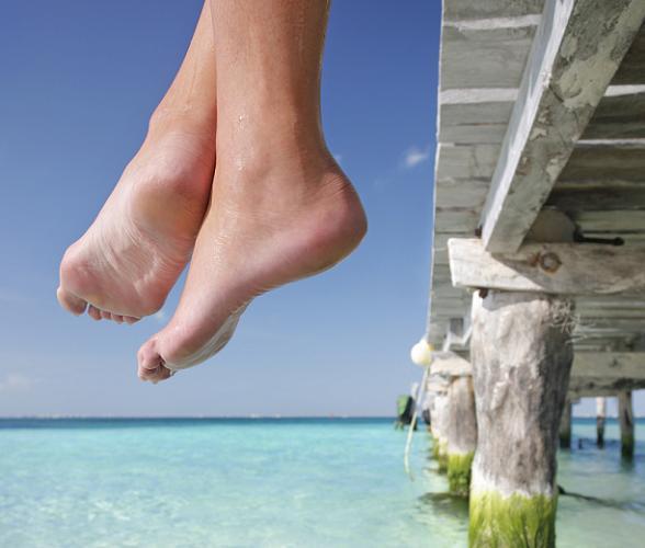Top vijf vakantiebestemmingen 2012