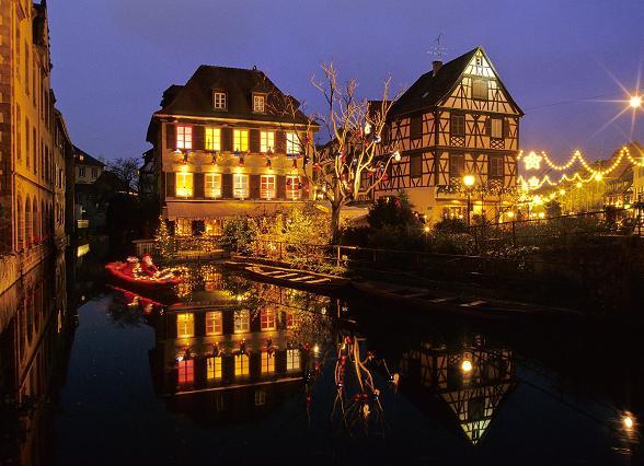 Kerstmis in de Elzas - Kerst vieren in de Alsace