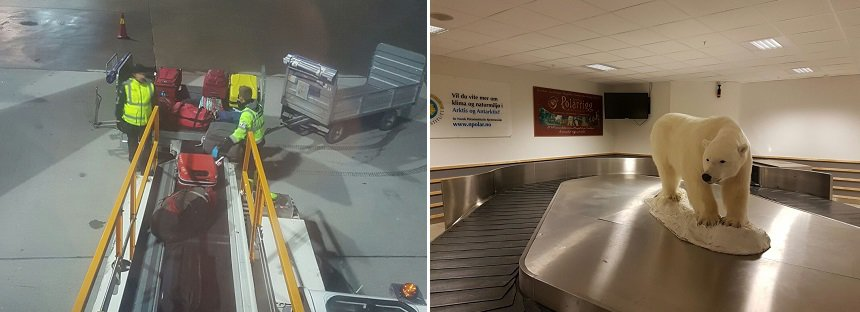 vertraging bagage