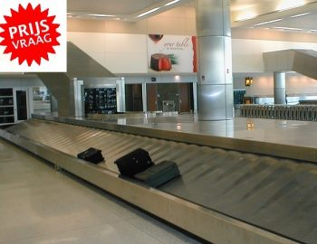 Prijsvraag: win een bagagelabel