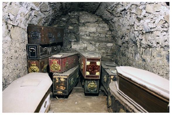 Saint Michan mummies