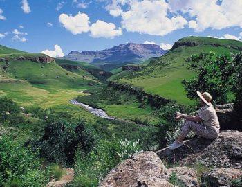 Actie: gratis naar Zuid-Afrika