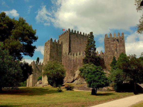 Guimaraes is door de Europese Unie uitgeroepen tot culturele hoofdstad van Europa 2012.