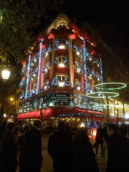Kerstmis in Parijs