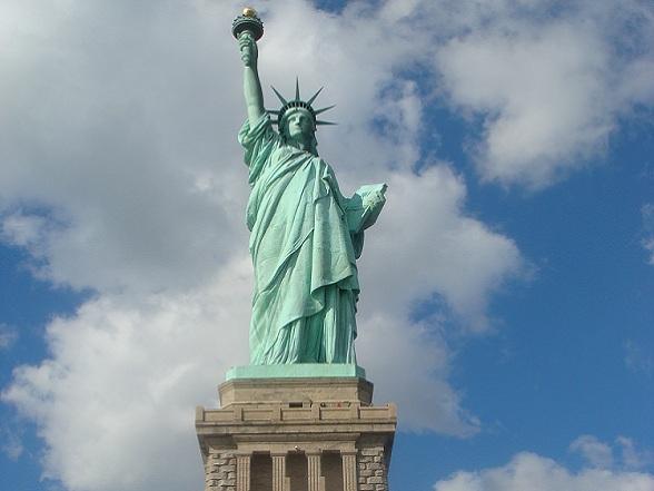 Het Vrijheidsbeeld, New York